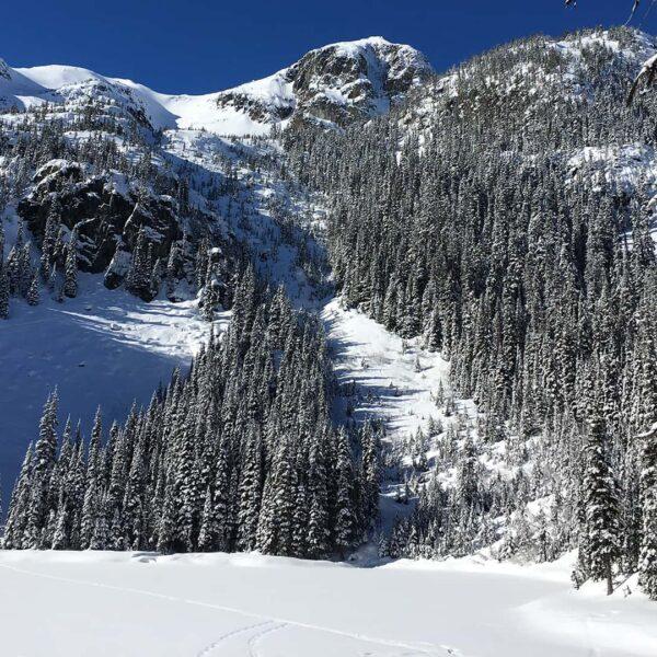 11Joffre winter hike