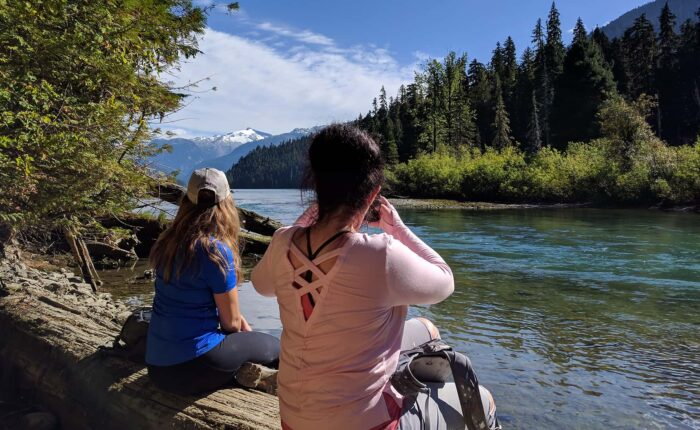 Cheakamus summer hike