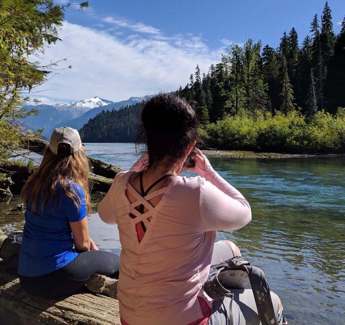 Cheakamus summer hike