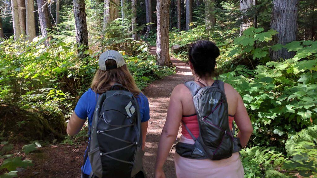 BeWild Adventures Cheakamus Lake Hike