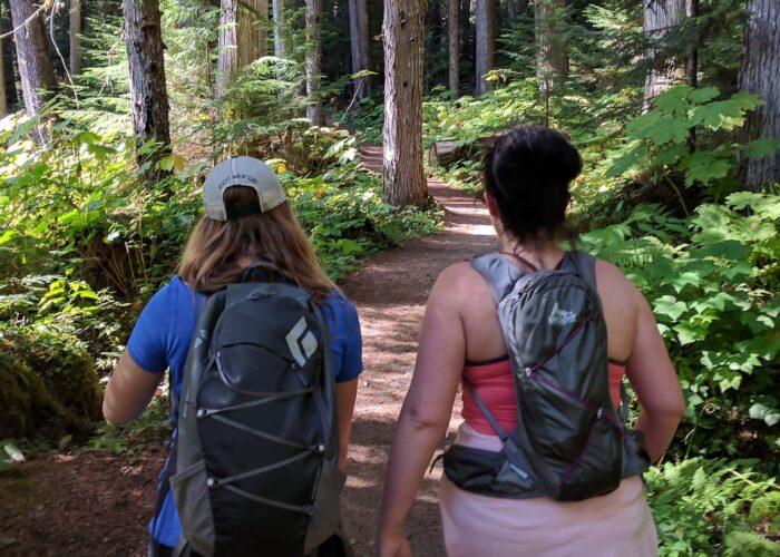 11BeWild Adventures Cheakamus Lake Hike