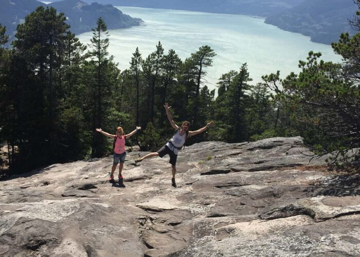Stawamus Chief summer hike