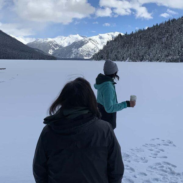11Cheakamus Lake Winter Snowshoe