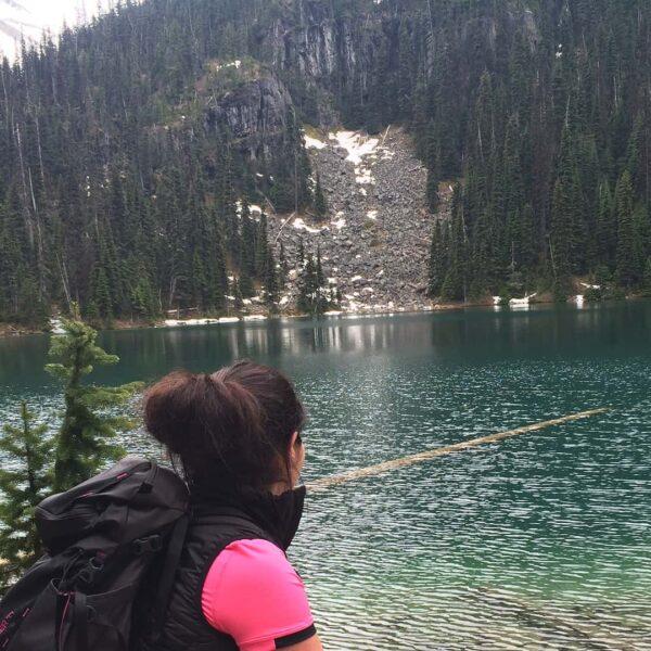 Joffre summer hike