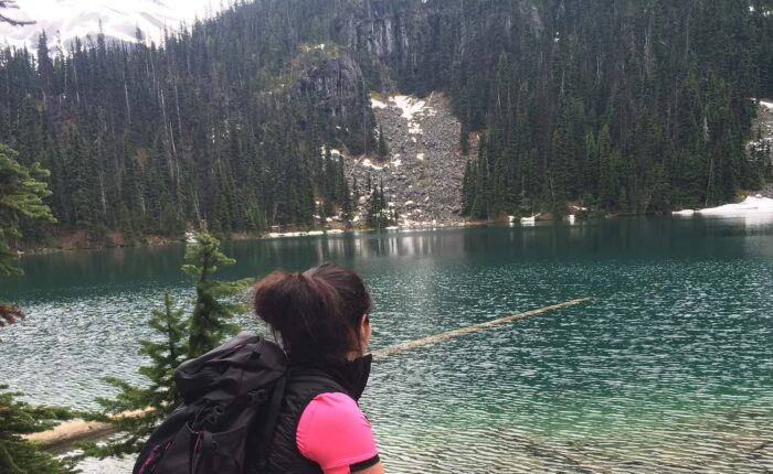 Joffre summer hike