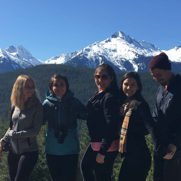 11Waterfalls & Whistler Tour