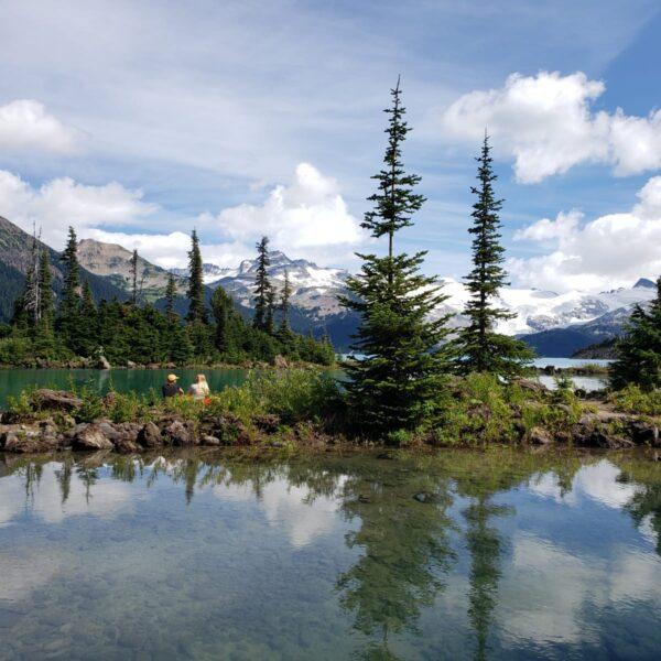 BeWild Adventures Garibaldi Lake Hike