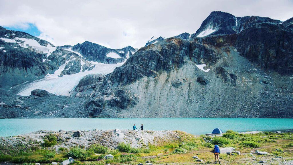 Wedgemount Lake Hiking Tour