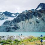 Wedgemount Lake Hiking Tour