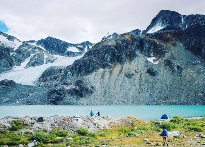 11Wedgemount Lake Hiking Tour