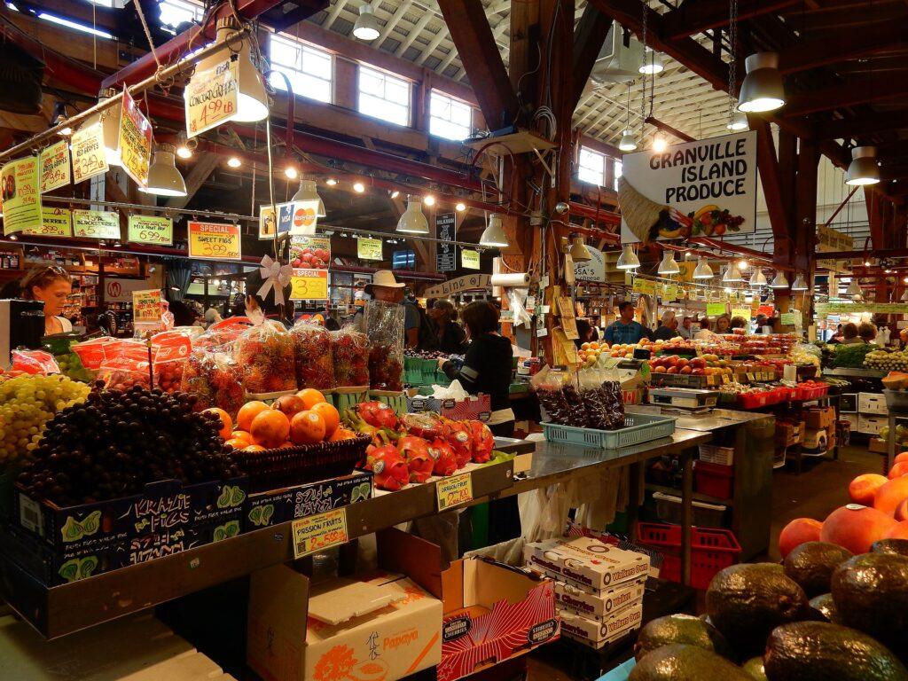 Public Market Granville Island