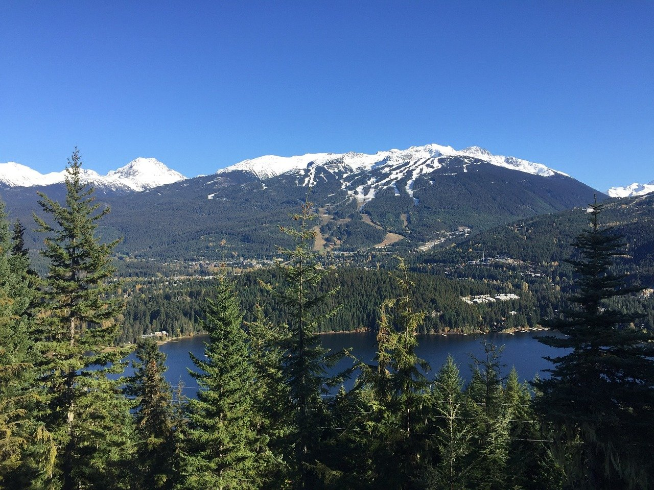 Whistler near Vancouver - perfect for day trips from Vancouver with BeWild